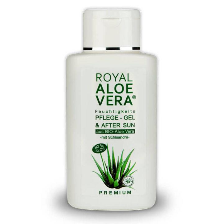 Royal Aloe Vera Pflege Gel mit Schisandra